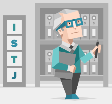 Theory Converted: 16 Personalities Personality Test Result Logistician  (ISTJ) Condensed And Categorised